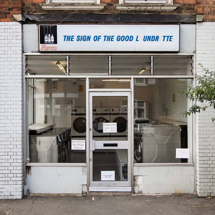 The_sign_of_the_good_launderette_babington_road_streatham_sw16